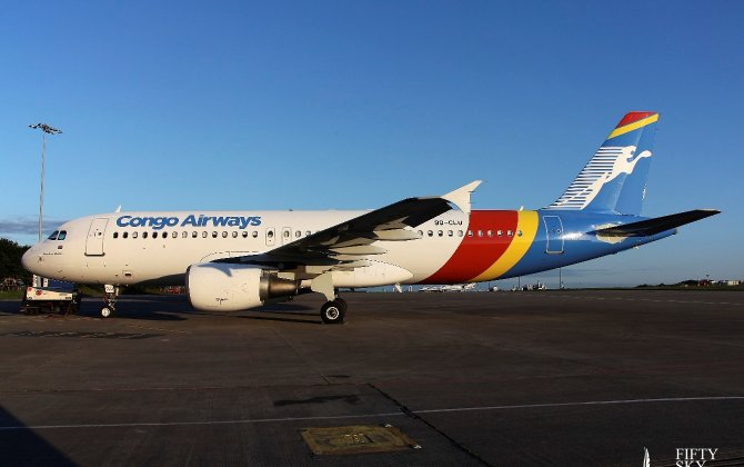 Kinshasa says secures release of Congo Airways A320
