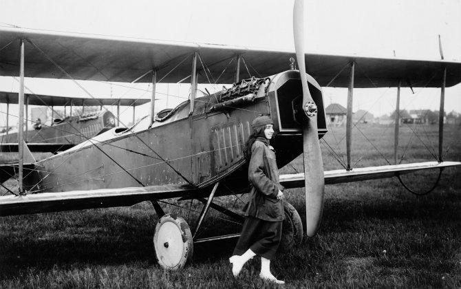 Katherine Stinson – The Flying Schoolgirl