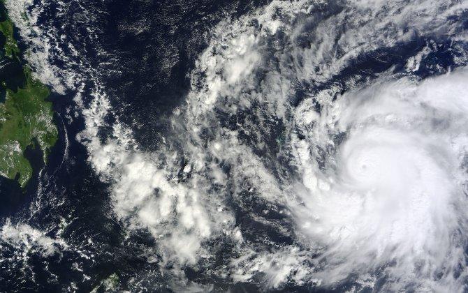 China on Orange Alert for Super Typhoon Dujuan