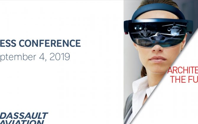 2019 first half-year Dassault results Press conference