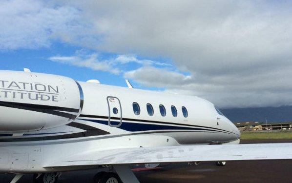 Aeromil Pacific launches demo tour of Citation Latitude