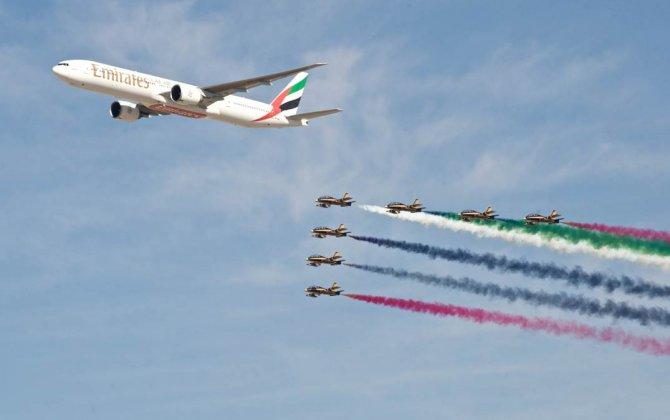 Boeing Upbeat on Dubai Airshow