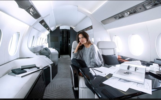 Dassault Falcon at NBAA