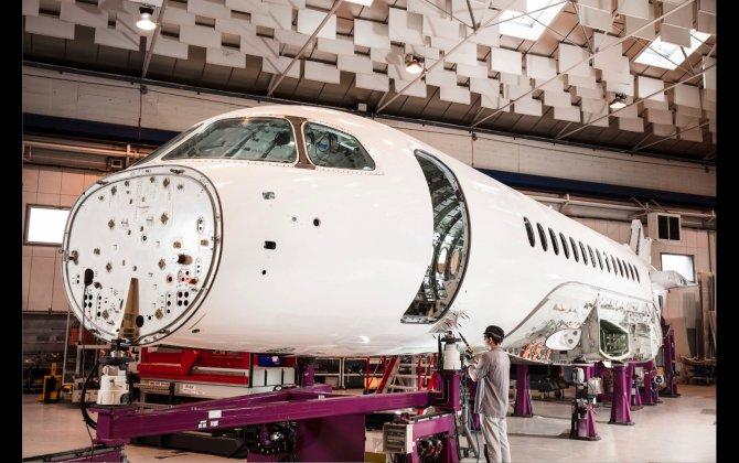 Dassault Falcon news at NBAA