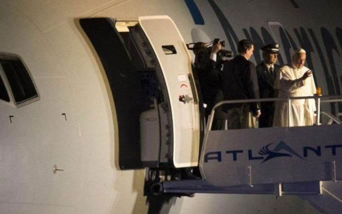 Atlantic's Philly FBO Hosts Papal Goodbye