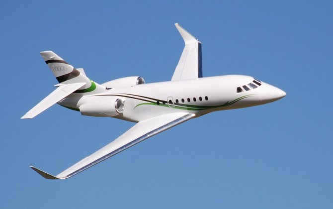 Corporate Eagle Grows Fractional Fleet with Falcon 2000