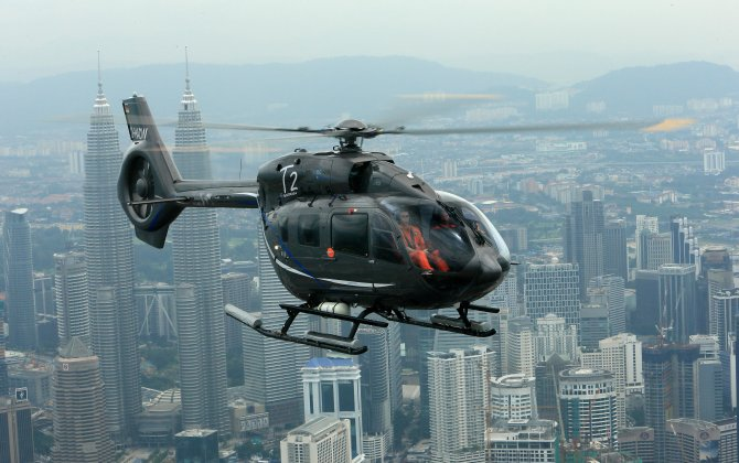 Airbus Helicopters to profile products and customer support at Helitech International