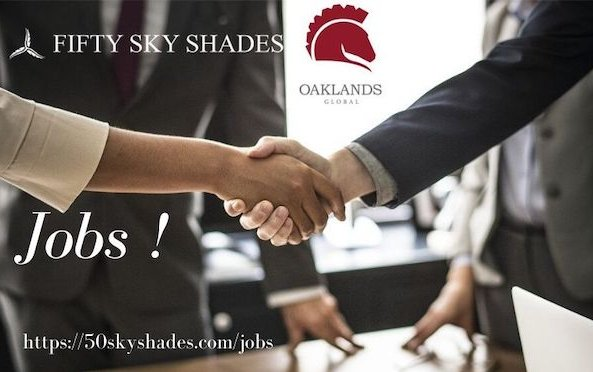 Brand New Section on 50skyshades platform – JOBS!