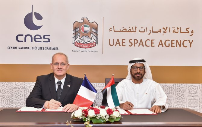 UAE Space Agency seeks cooperation opportunities with Indian space research organisation