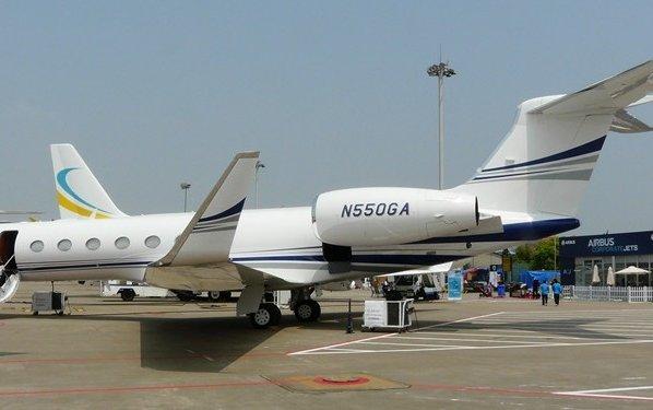 First Italian Air Force G550 CAEW leaves Savannah