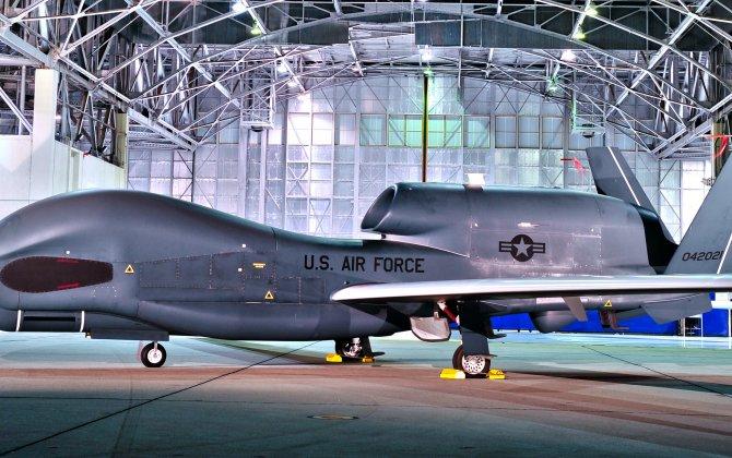 Northrop receives $3.2bn to support USAF Global Hawk
