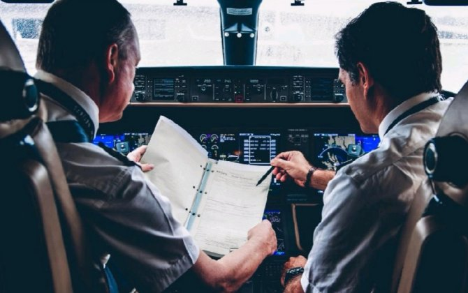 NetJets to Test Pilots for COVID-19