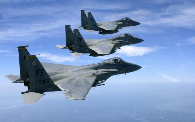 Boeing selects BAE to develop warfare systems for F-15