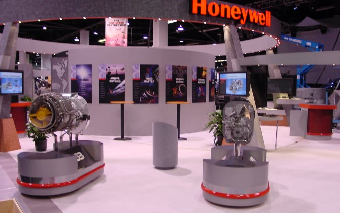 Honeywell Tech Can Help Aviation Industry Halve CO2 Emissions