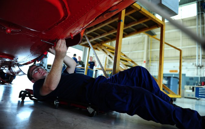 United Airlines Fails To Reach Agreement With Teamster Aviation Maintenance Technicians