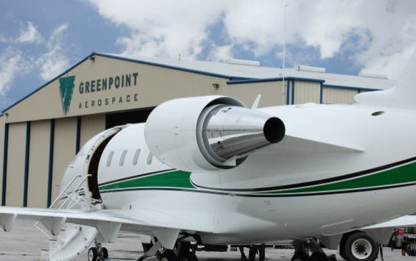 Greenpoint Aerospace delivers refurbished Challengers