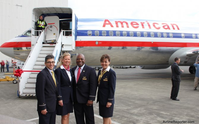 American Airlines Flight Attendant Union President Quits amid Turmoil over Merger Contract