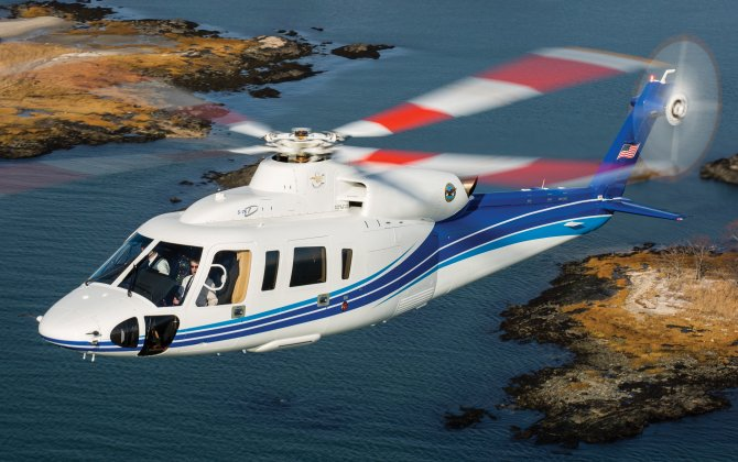 China MoT acquires 8 S-76D™ helicopters for rescue operations
