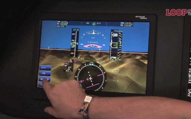 Collins debuts Pro Line Fusion at Helitech