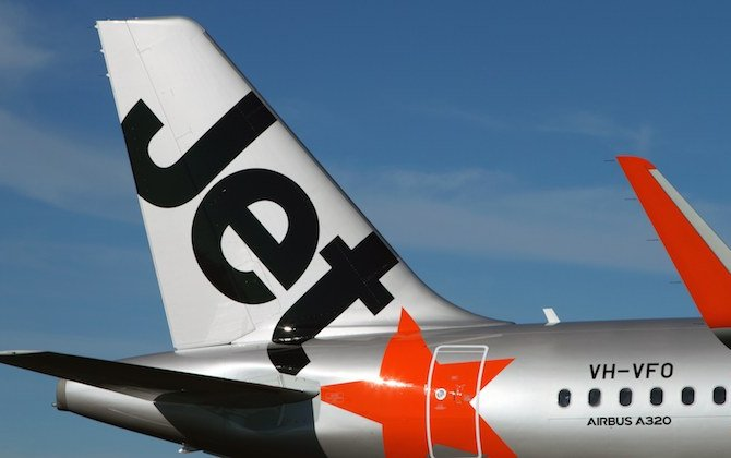 Jetstar heading to the Cook Islands