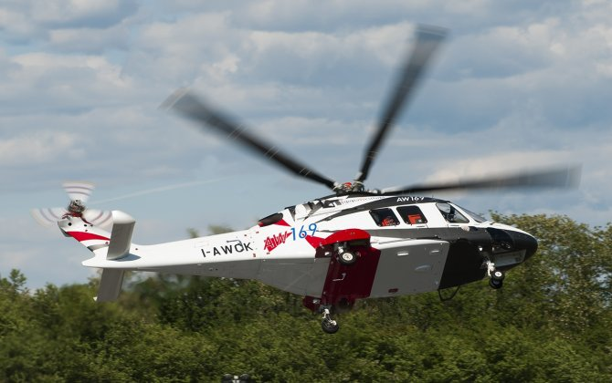 AgustaWestland considers full ice protection for AW169