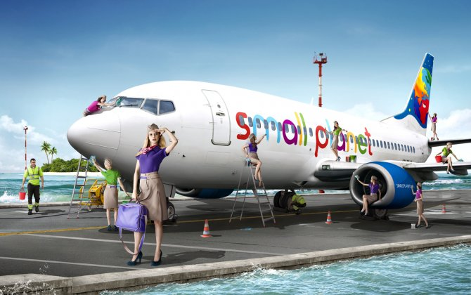 Small Planet Airlines GmbH is launching flights from Germany
