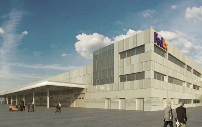 FedEx Announce Laying of the First Stone  For New Base of Operations in Malpensa