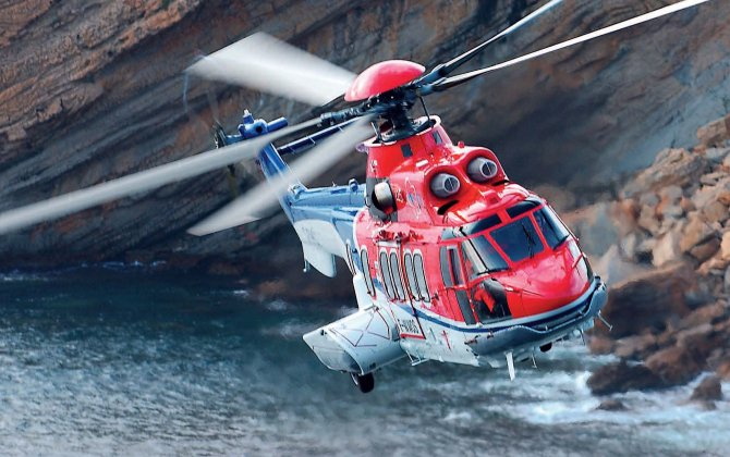 Heli-One Offers Super Puma Operators New Universal Avionics Solution