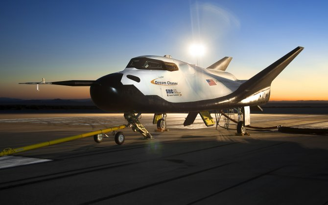 SNC's updated Dream Chaser to resume flight tests