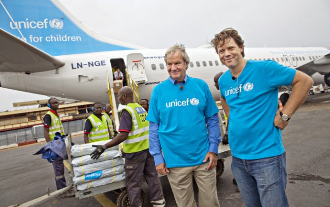 Norwegian and UNICEF to fly aid to Syrian refugees