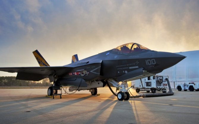 Lockheed reaffirms F-35 production target despite supplier statement