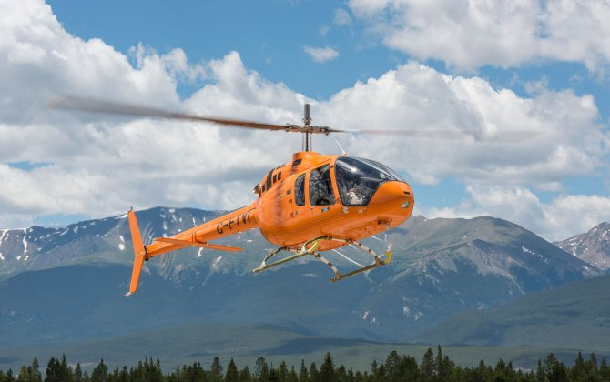 Bell Helicopter expands Service Facility network in Germany