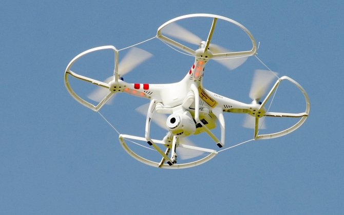 Agreement on Capitol Hill: Drones are on collision path with airliners