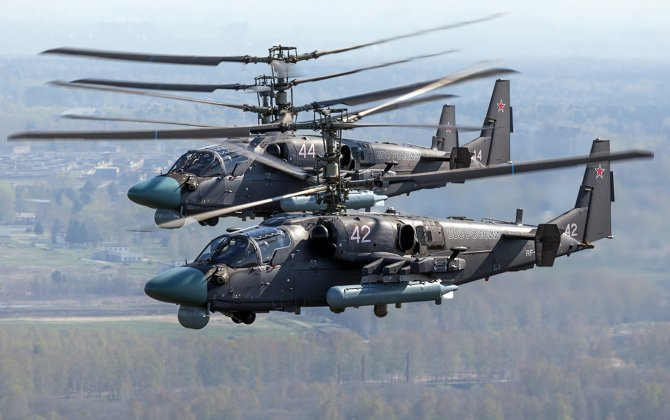 Russia has offered Egypt the helicopters developed for the Mistral