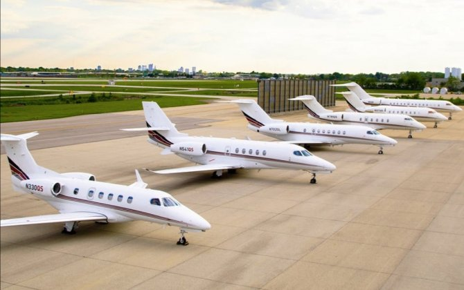 NetJets sweeps all categories in Business Jet Traveler's annual jet card and membership awards