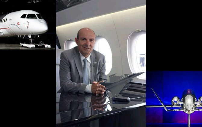 Falcon 6X roll out, new project and Dassault situation