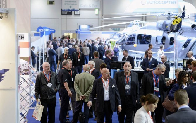Major New Orders Announced at Helitech International 2015
