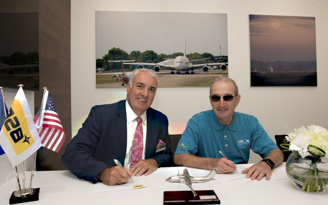 328 Support Services GmbH and USA's AMC Aviation sign Letter of Intent  to develop multi-role/multi-mission humanitarian D328 turboprop