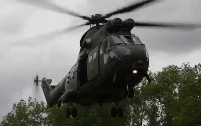 UK Puma crash kills five in Kabul
