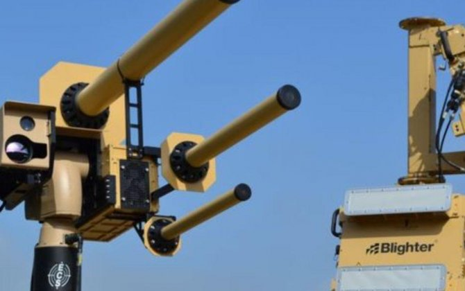 You shall not pass - UK firms develop drone-freezing ray