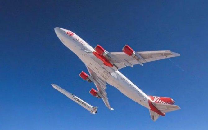 Virgin Orbit confirmed that its LauncherOne rocket