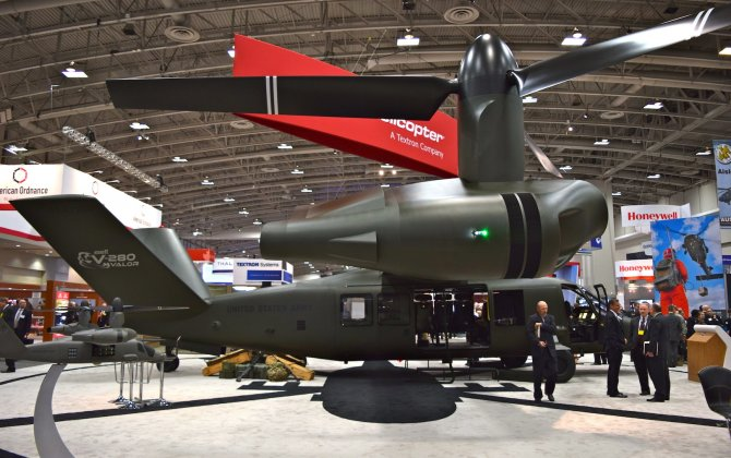 Bell and Lockheed modify V-280 contract ahead of Sikorsky takeover