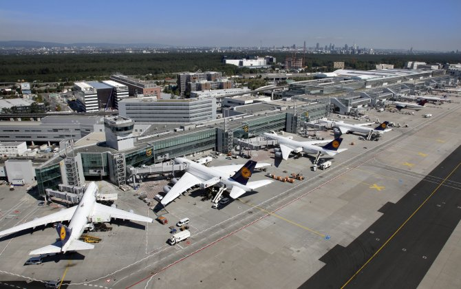 """Low emission ground services: """"Green Gate"""" at Frankfurt Airport opened"""