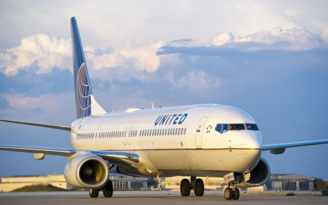 New route into China for United Airlines