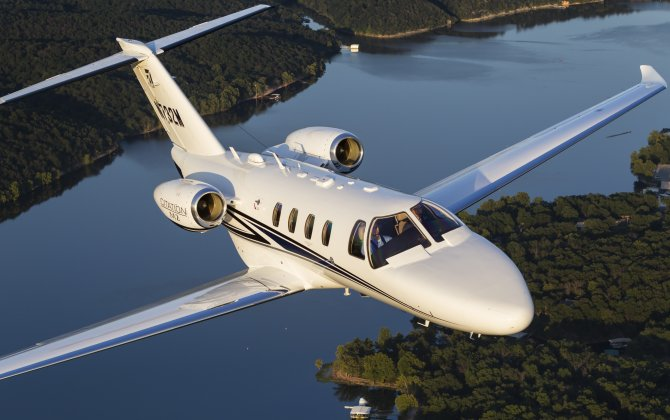 Pilot Report: Citation M2