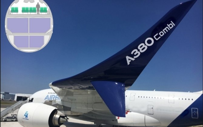 AIRBUS A380 FREIGHTER CONVERSION PROJECT