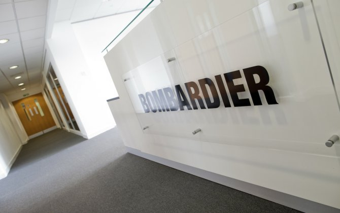 Bombardier Presents 2015 Cernan Safety Award to Barre