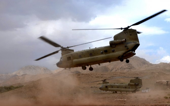 Chinook, Apache face cuts if budget talks fail