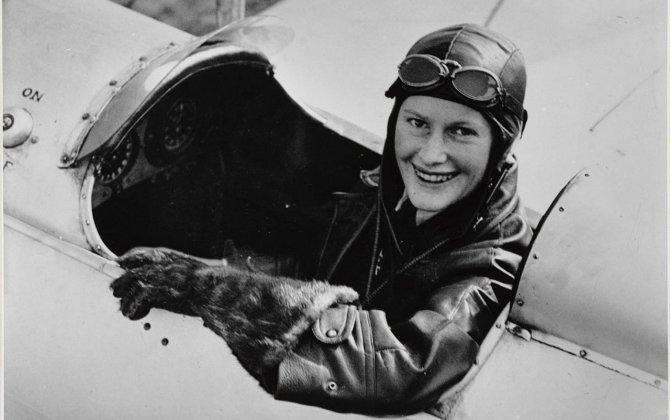 Australian Women Pilots' Association to honour founder Nancy-Bird Walton