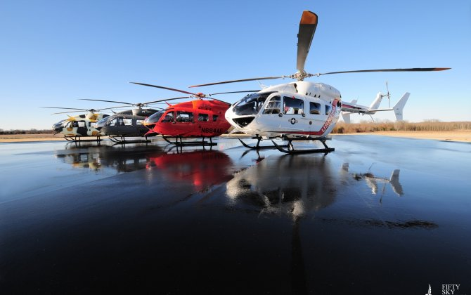 Nautilus Aviation takes delivery of new H125
